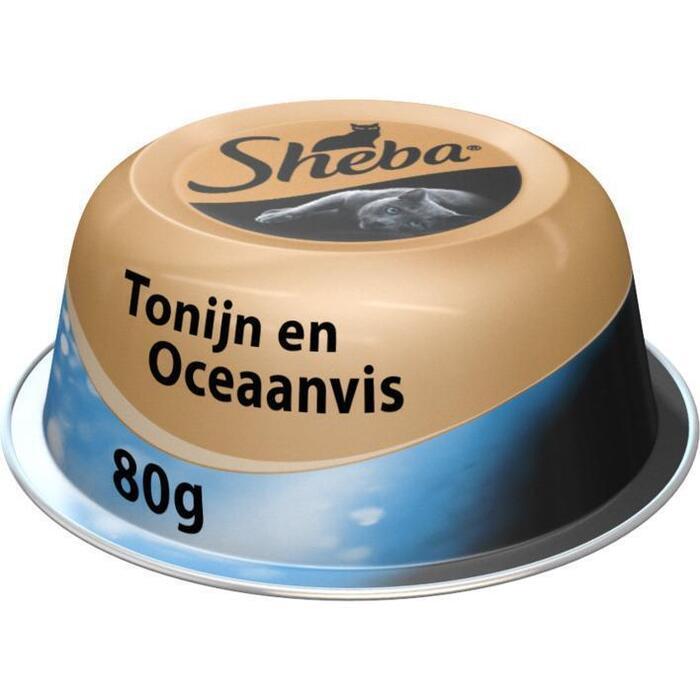 Luxe menu tonijn en oceaanvis saus (kuipje, 80g)