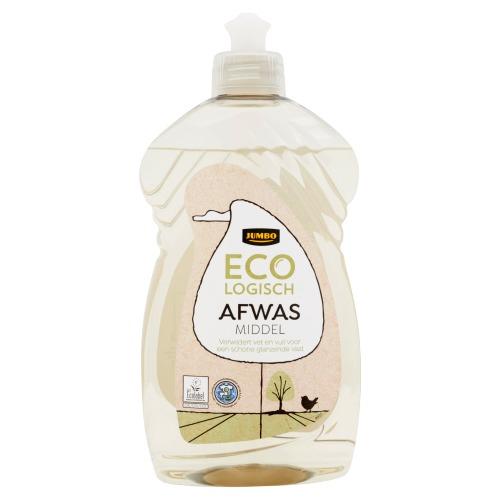 Jumbo Ecologisch Afwasmiddel 500 ml (0.5L)