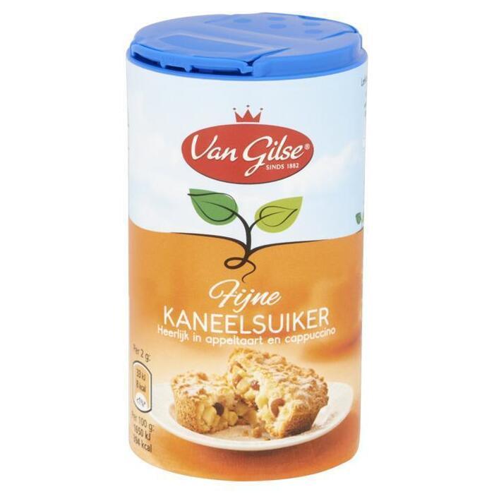 Van Gilse, Fijne Kaneelsuiker (pot, 200g)