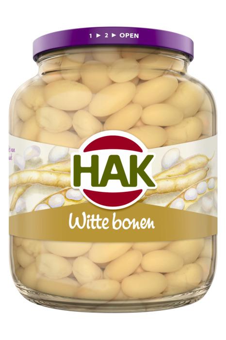 Witte Bonen (Stuk, 720g)