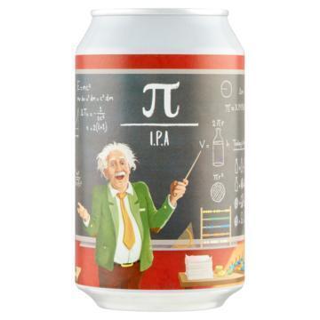 Brouwerij De School Π I.P.A Blik 330 ml (33cl)
