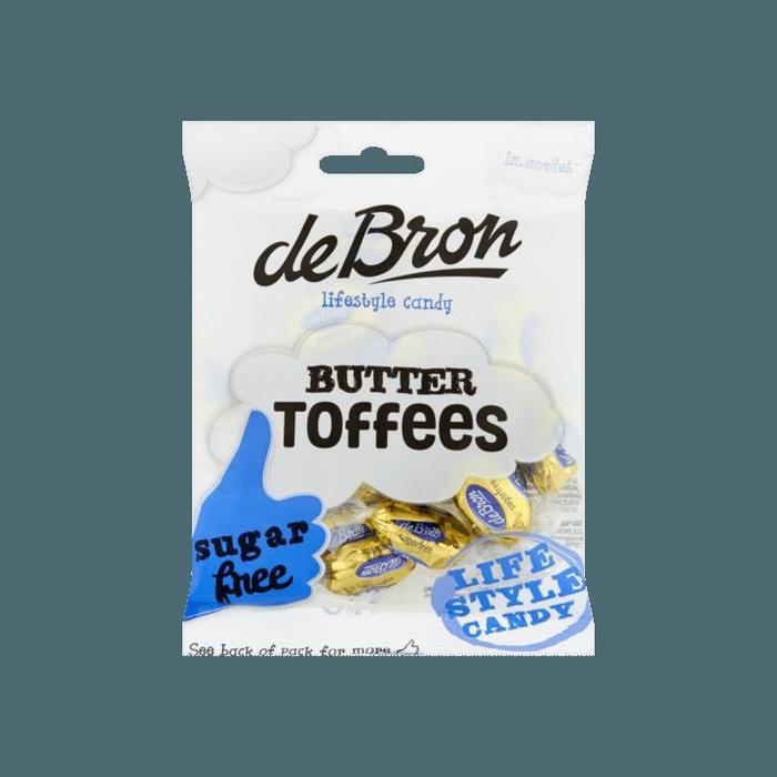 De Bron Butter Toffees Sugarfree 70g (70g)
