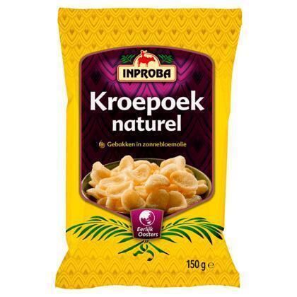 Kroepoek naturel (150g)