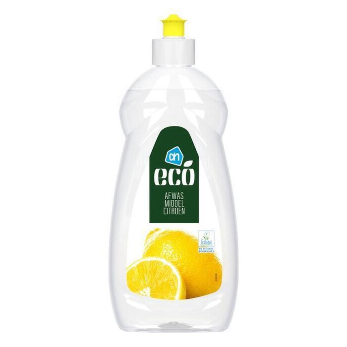 AH Ecologische afwas citroen (0.5L)