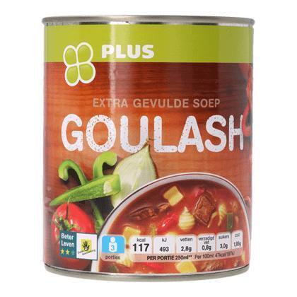 Goulashsoep (0.8L)