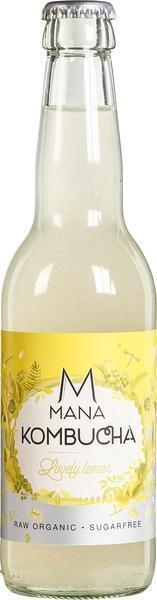 Kombucha Lovely lemon (33cl)