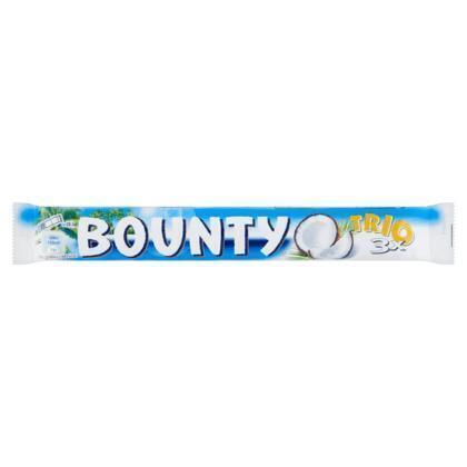 BOUNTY TRIO Chocolade met vulling 85 GRM Wikkel (85g)