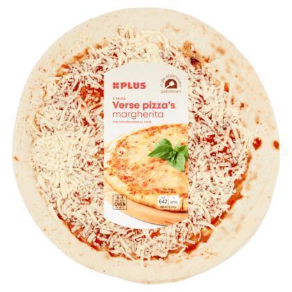 Pizza Margherita duo (pak, 550g)