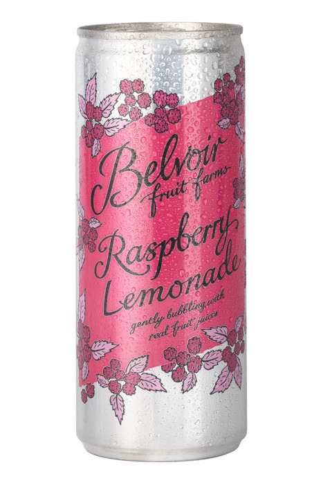 Bevloir, Raspberry Lemonade (blik, 250ml)