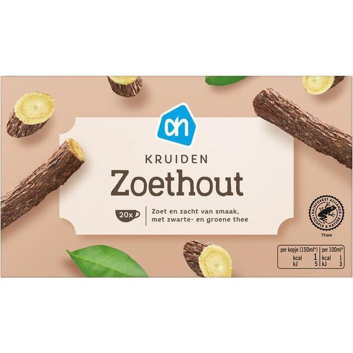 AH Zoethout thee 1-kops
