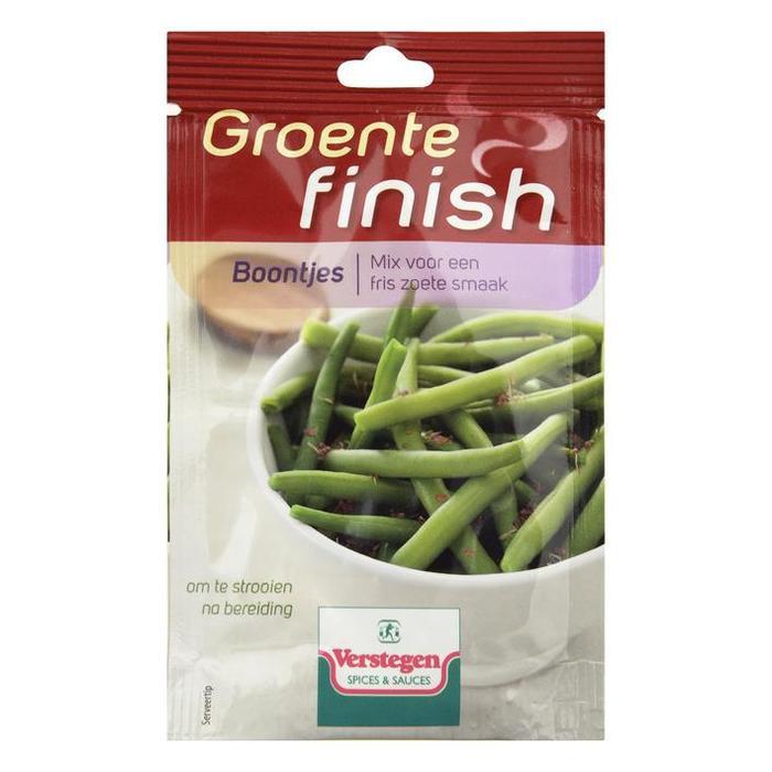 Verstegen Groente Finish Boontjes 15 g (15g)