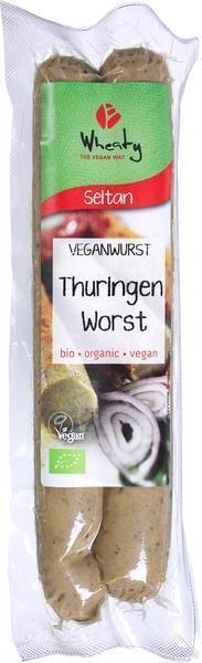Worstjes vegan (zak, 200g)