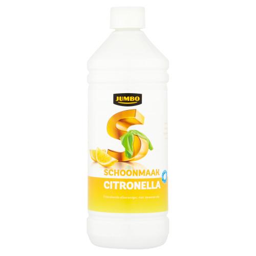 Jumbo Schoonmaak Citronella 1 L (1L)