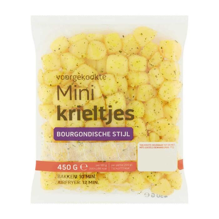 Bourgondische minikrieltjes (450g)
