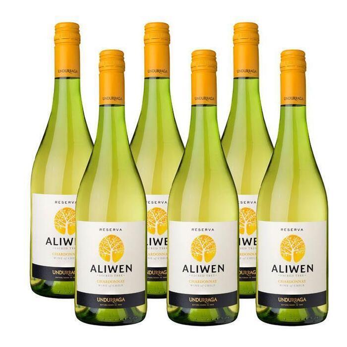 Aliwen chardonnay reserva ds (6 × 0.75L)