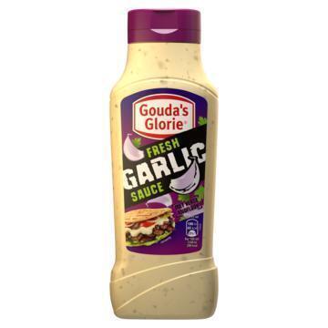 Gouda's Glorie Fresh Garlic Saus (0.65L)