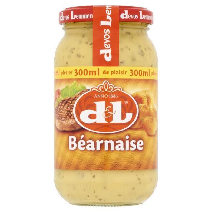 Devos & Lemmens Bearnaise saus (30cl)