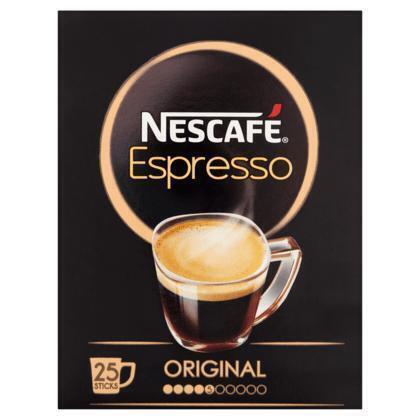 Nescafé, Espresso (Stuk, 25 × 45g)