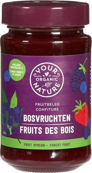 Bosvruchten fruitbeleg (250g)