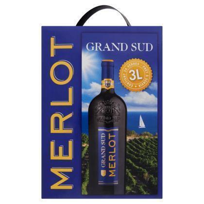 Merlot bag in box (rol, 300 × 3L)