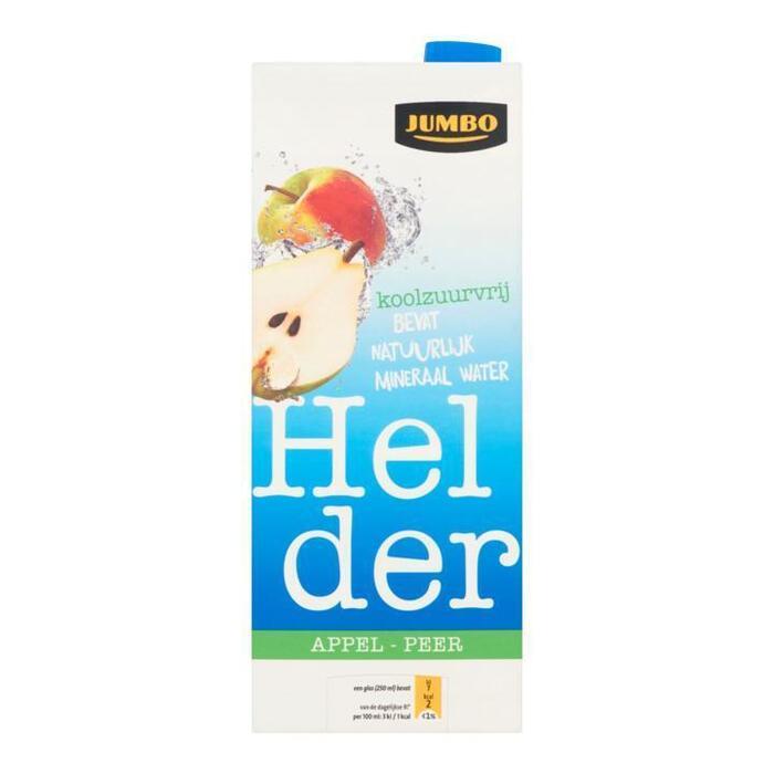 Jumbo Helder Appel - Peer 1500ml (1.5L)