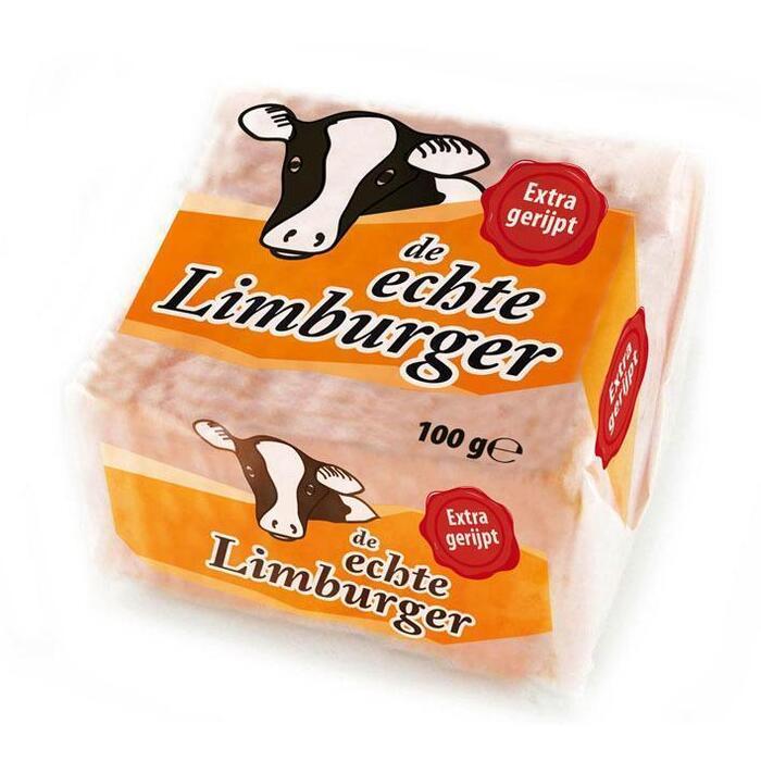 Echte Limburger Extra gerijpt 45+ (100g)