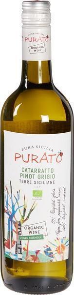 Catarratto/Pinot Grigio (glazen fles, 0.75L)