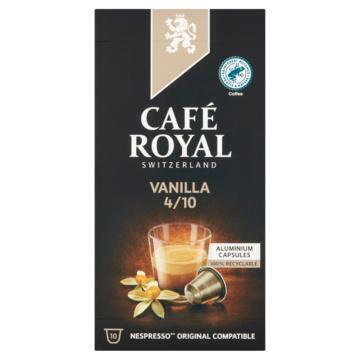 Café Royal Vanilla Flavoured Edition 10 Capsules 50 g (50g)