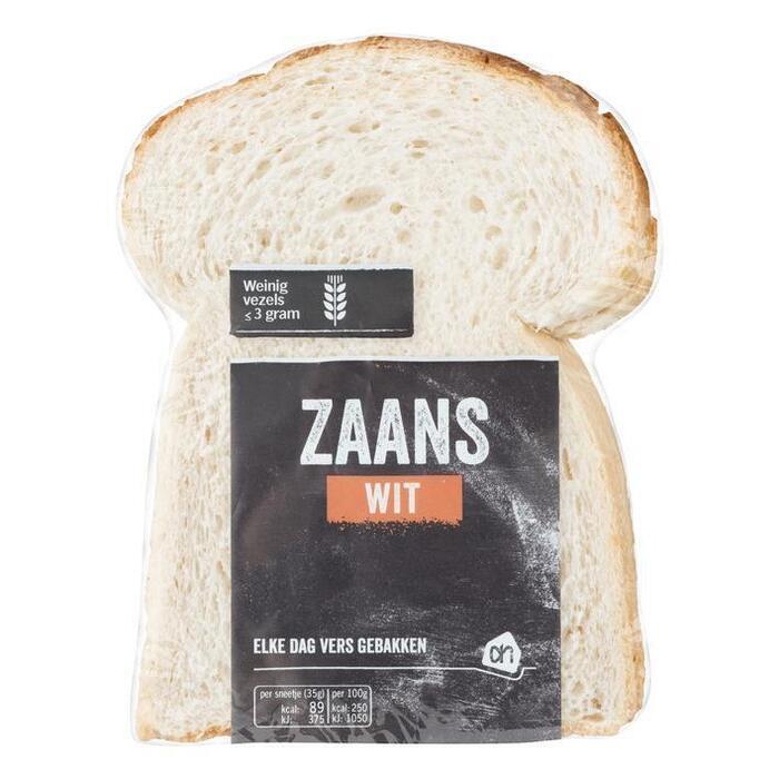 AH Zaans wit half (stuk)