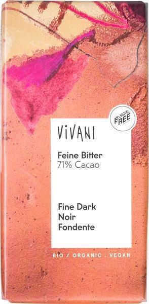Vivani Feine Bitter (100g)