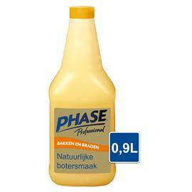 Phase with Natural Butter Flavour (fles, 12 × 0.9L)