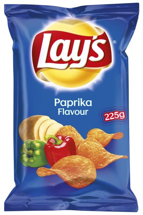 Paprika chips (Stuk, 225g)