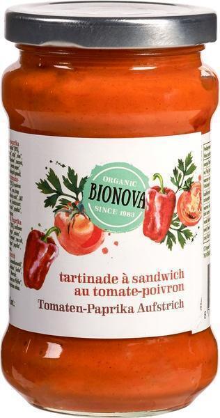 Sandwichspread tomaat/papr. (280g)