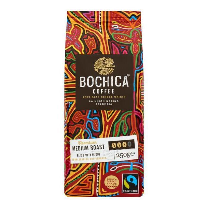 Bochica Coffee Premium Medium Roast 250 g (250g)