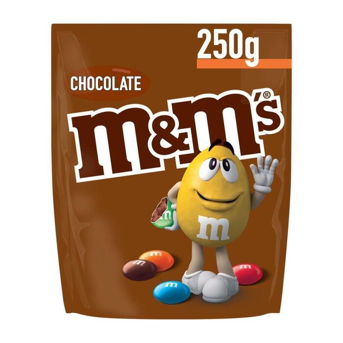 M&M, Chocolate (zak, 413g)