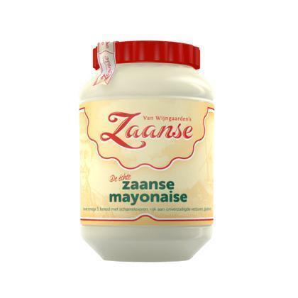 Zaanse mayonaise (0.5L)