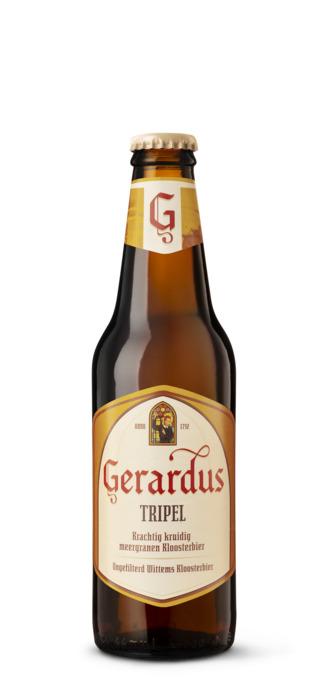 Gerardus W. Kloosterbier tripel 30 cl (glazen fles, 30cl)