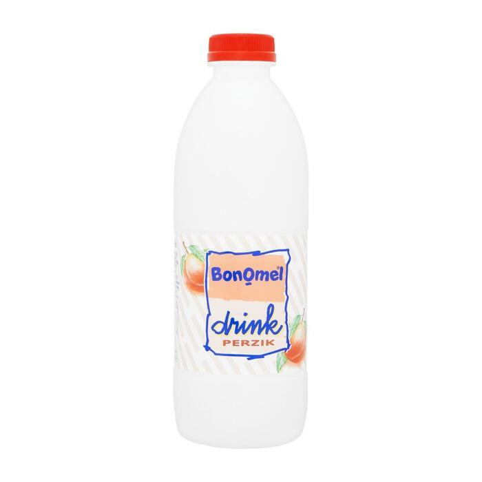 Bonomel Drink Perzik 1 L (Stuk, 1L)