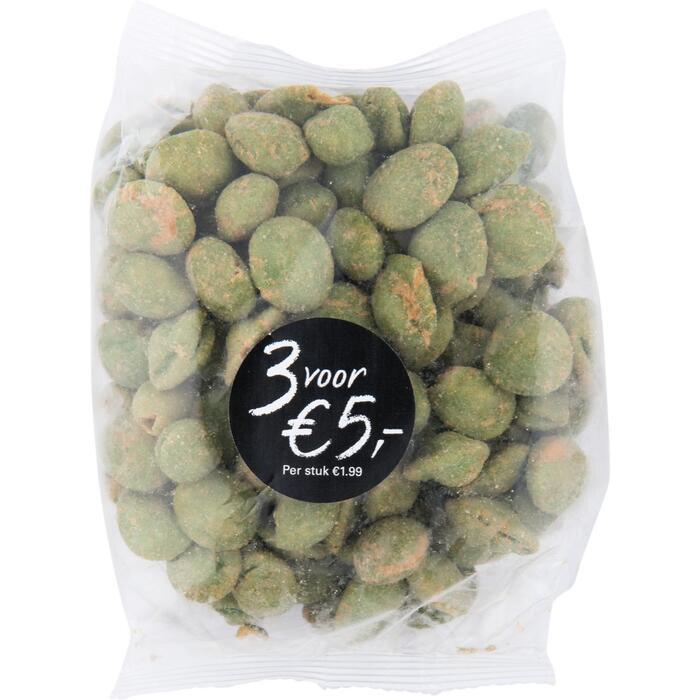 Wasabi pinda groen (220g)