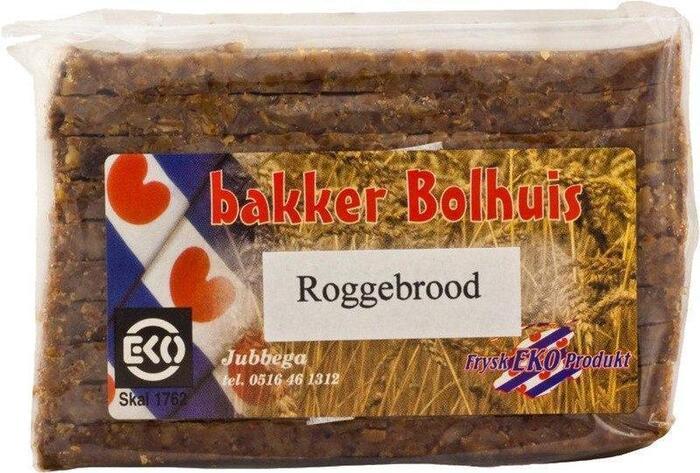 Fries Roggebrood (zak, 500g)