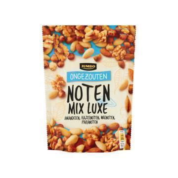 Jumbo Ongezouten Noten Mix Luxe 200 g (200g)