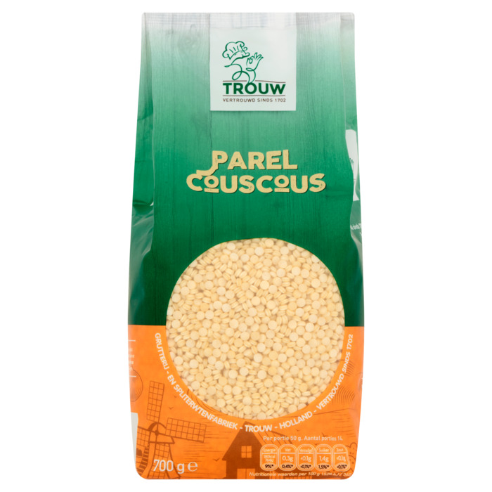 Trouw Parel Couscous 700 g (700g)