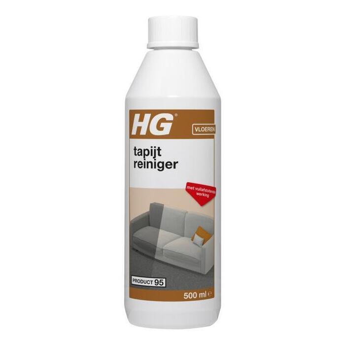HG Tapijt en bekleding reiniger (0.5L)