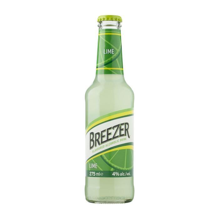 Breezer lime (275ml)