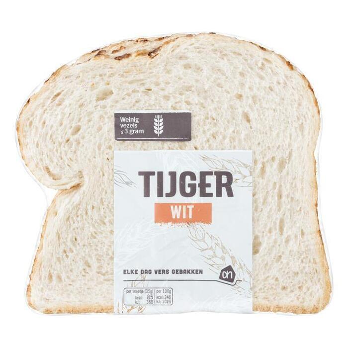 Tijger witbrood (stuk)