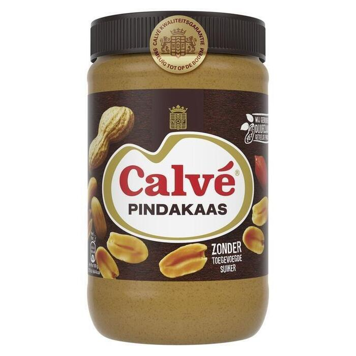 Calvé Pindakaas pot (1kg)