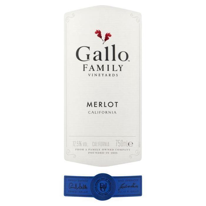 Family merlot (0.75L)
