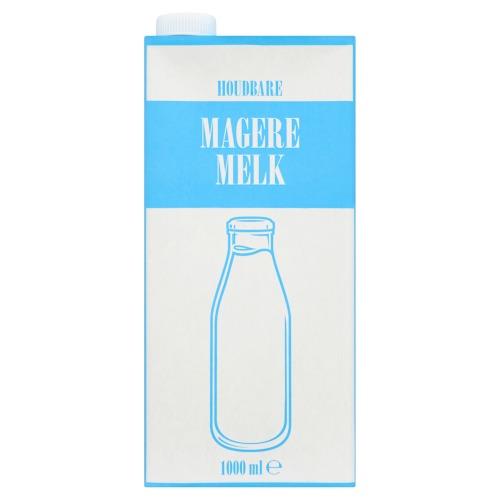 Houdbare Magere Melk 1000ml (1L)