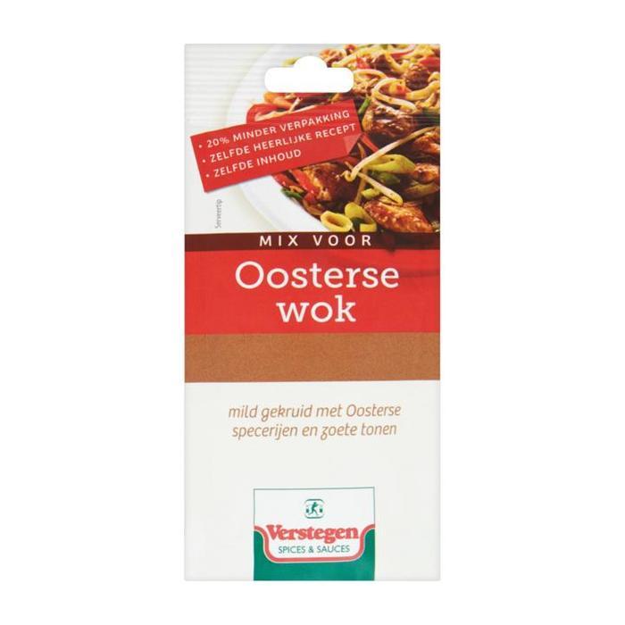 Verstegen Mix voor Oosterse Wok 20 g (20g)