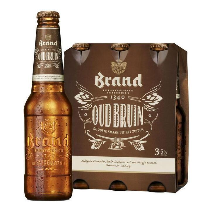 BRAND OUD BRUIN 6X30 CL MULTIPACK (rol, 6 × 30cl)
